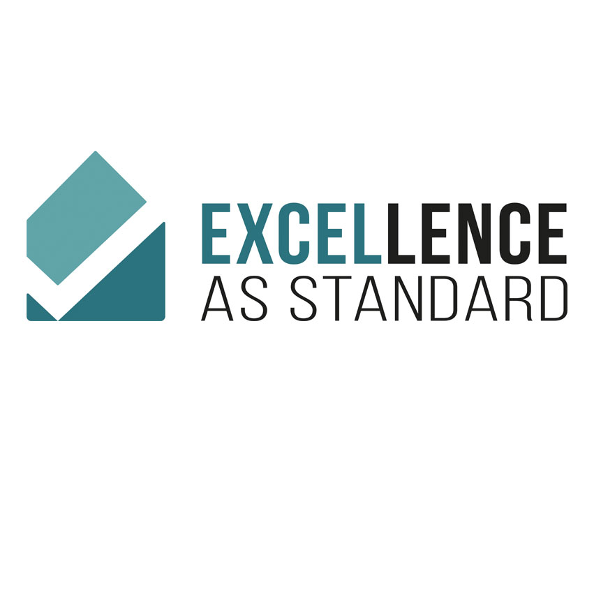 Excellence as Standard Logo